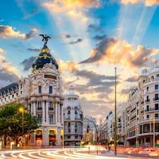 Profil utilisateur de Madrid