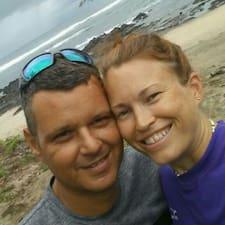 Nutzerprofil von Rodolfo & Chelsie