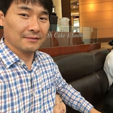 KyungJin User Profile