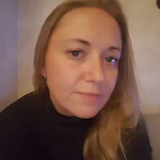 Användarprofil för Kateryna