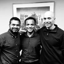 Profil utilisateur de Dave, Sagar & Prashant