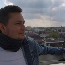 Henkilön Sergej käyttäjäprofiili