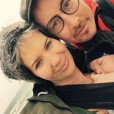 Nutzerprofil von Fabiola & Tony