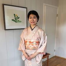 Profilo utente di Naoko