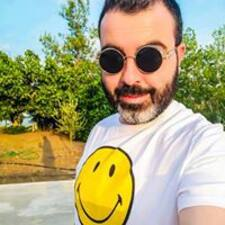 Profil utilisateur de Constantinos