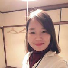 Profil utilisateur de Eunhye