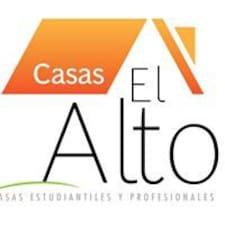 Casas felhasználói profilja