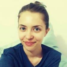 Profil utilisateur de Leandra
