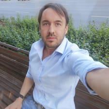 Stanislav的用戶個人資料