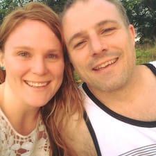 Profil utilisateur de Meg & Jeremy