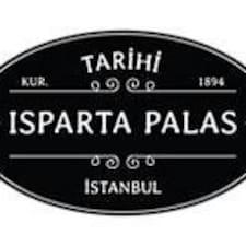 Profil utilisateur de Tarihi Isparta Palas