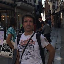 Nutzerprofil von Moreno