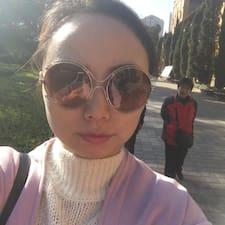 Perfil do utilizador de Qing
