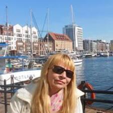 Profil utilisateur de Svitlana