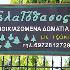 Användarprofil för Ειρήνη