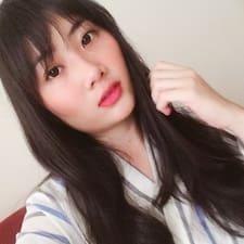 Notandalýsing Olivia Dian
