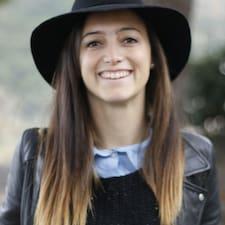 Florencia felhasználói profilja