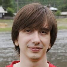 Антон的用戶個人資料