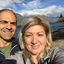 Yvonne & Federico User Profile