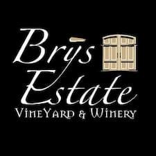 Brys felhasználói profilja