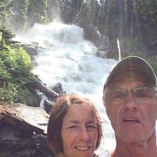 Tom & Laurie felhasználói profilja