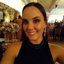 Profilo utente di Rebecca Maria Santos De Lima