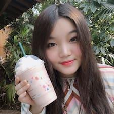Perfil do usuário de Yijia