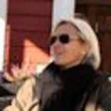 Jeannet felhasználói profilja