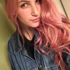 Profil utilisateur de Dafne