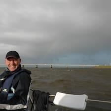 Maarten felhasználói profilja