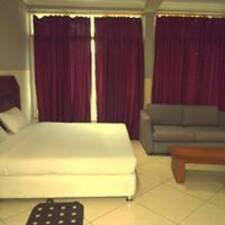 Hotel Sendwe的用戶個人資料