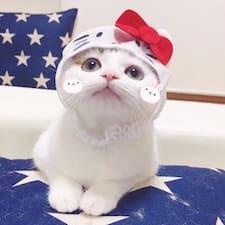 家祎 felhasználói profilja