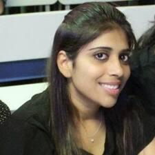 Profil utilisateur de Swati