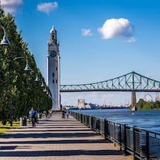 Perfil de usuario de Montreal Downtown