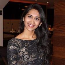 Användarprofil för Ankita