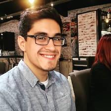 Sebastián Andrés felhasználói profilja