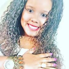 Profil utilisateur de Núbia