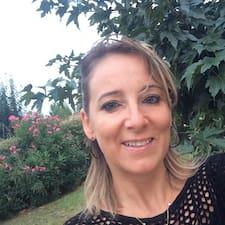 Användarprofil för Stéphanie