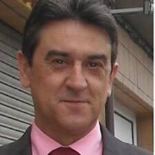 Profil utilisateur de Victor José