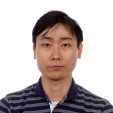 Hiroki felhasználói profilja