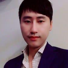 Perfil do utilizador de Choong Hyun