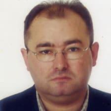 Jesús Enrique用戶個人資料