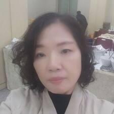 Profil utilisateur de 정희