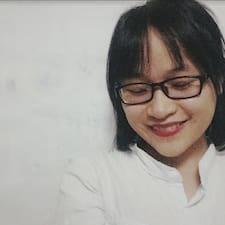 Nhu - Uživatelský profil