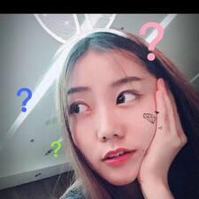 馨澈 felhasználói profilja