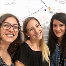 Marcella, Nadia & Valentina