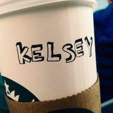 Perfil do utilizador de Kelsey