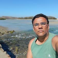 Profil Pengguna Marcos Antonio