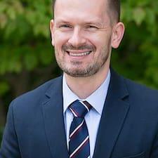 Henkilön Piotr käyttäjäprofiili