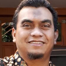 Profilo utente di Agung